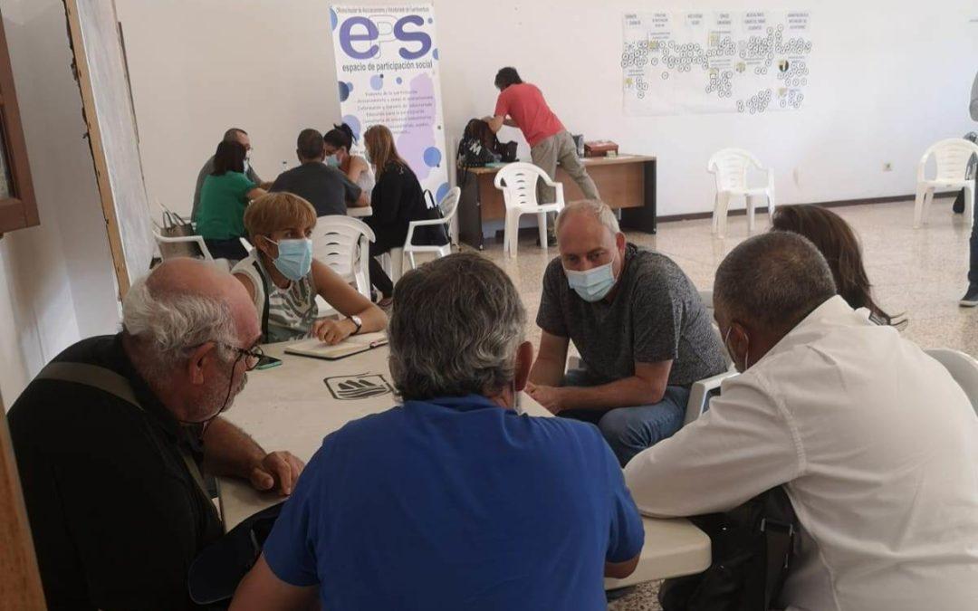 'Espacio en Ruta' fija el motivo de su 2ª edición celebrada en Tetir en el fomento de la participación ciudadana
