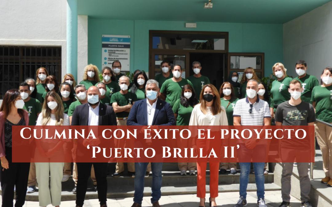 Puerto del Rosario culmina con éxito el proyecto 'Puerto Brilla II'