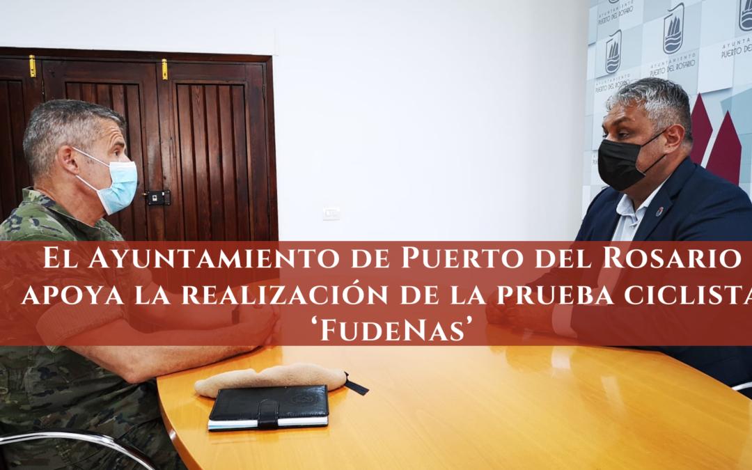 El Ayuntamiento de Puerto del Rosario apoya la realización de la prueba ciclista 'FudeNas'