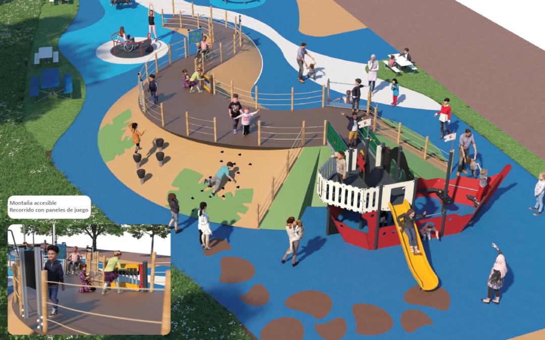 El Ayuntamiento anuncia la licitación de la esperada reforma y mejoras de los dos mayores parques infantiles del municipio