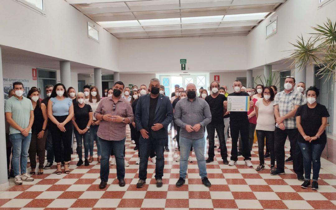 Puerto del Rosario pone en marcha la tercera edición de 'Puerto Brilla'