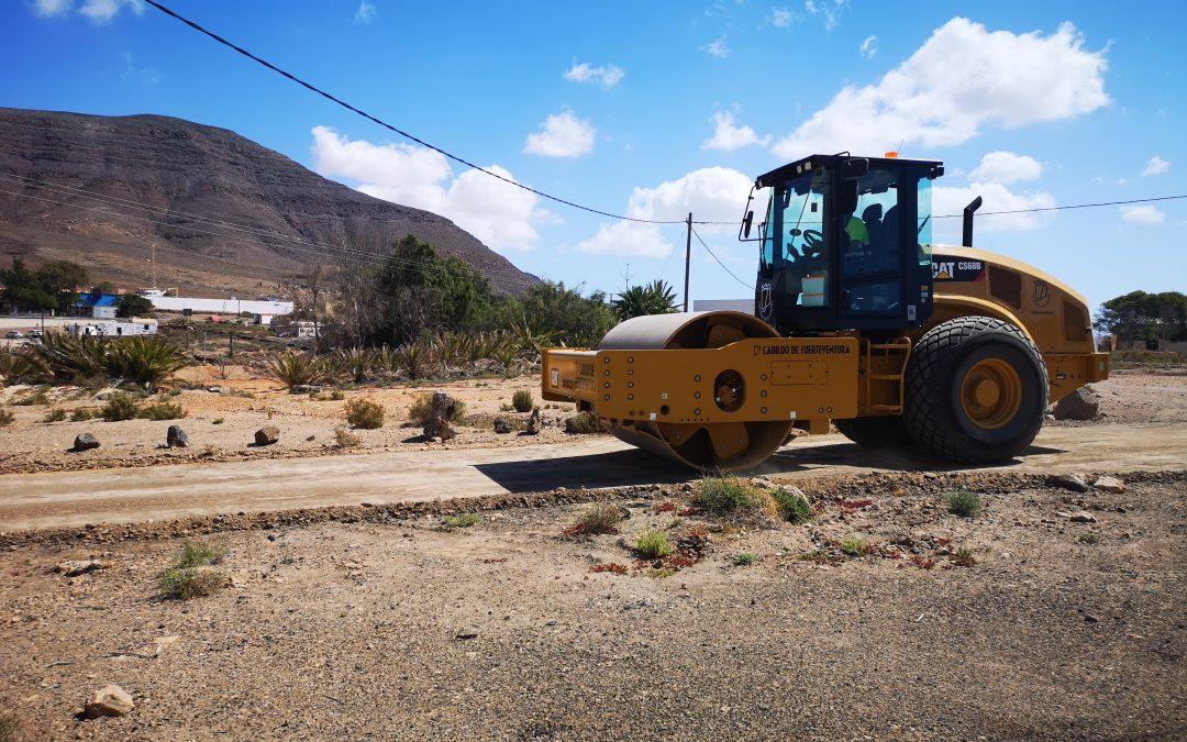 Puerto del Rosario agradece al Cabildo el arreglo y adecentamiento de los caminos rurales del municipio