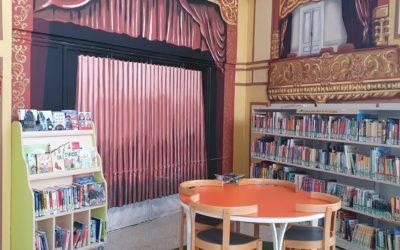 El Club de Lectura de la biblioteca municipal, a licitación