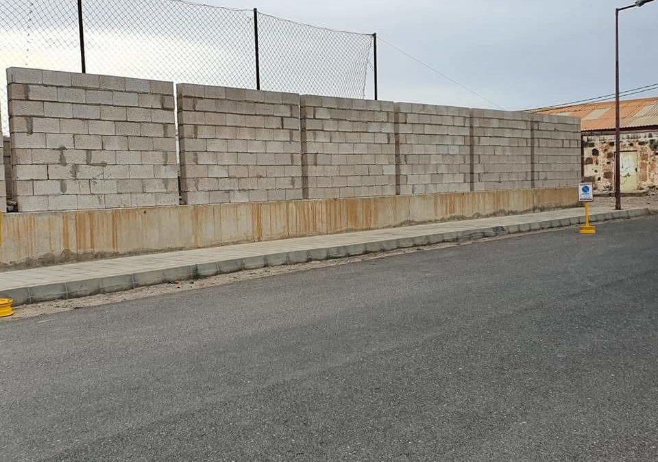 Puerto del Rosario continúa su plan de mejora en las instalaciones deportivas del municipio