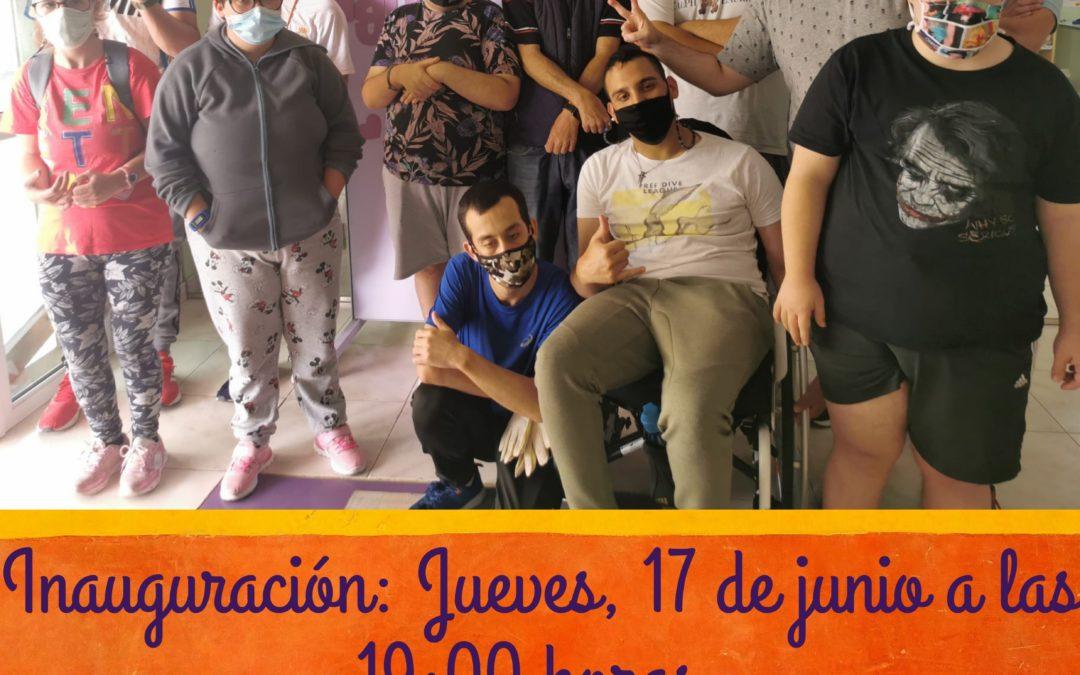 Exposición pictórica de participantes del programa 'Entrenamiento en Habilidades Socioeducativas para personas con discapacidad mayores de 21 años'