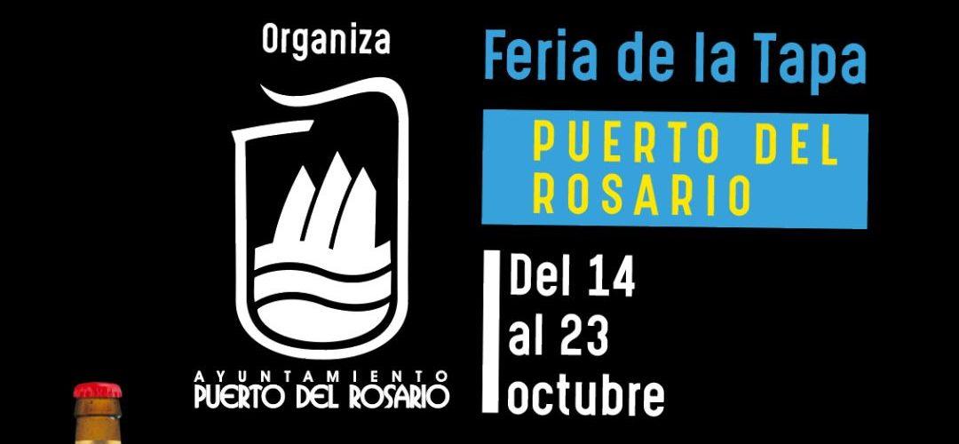 Feria de la Tapa de Puerto del Rosario