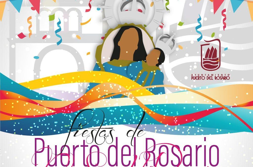 Fiestas en honor a la Virgen del Rosario 2021