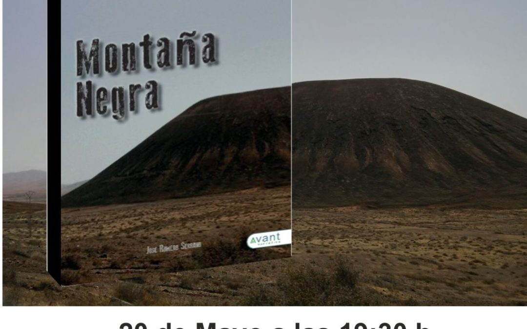 Presentación del libro 'Montaña negra', del escritor José Romero Serrano