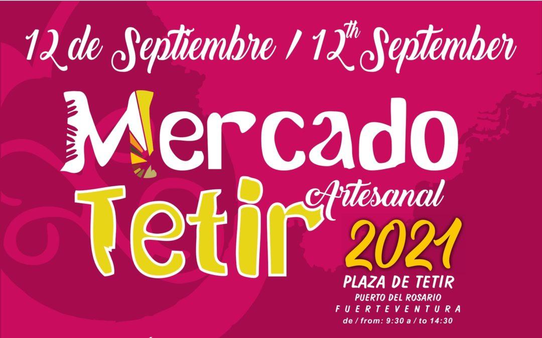 La Vega de Tetir abre de nuevo sus puertas este fin de semana para acoger una nueva edición de su tradicional Mercado Artesanal