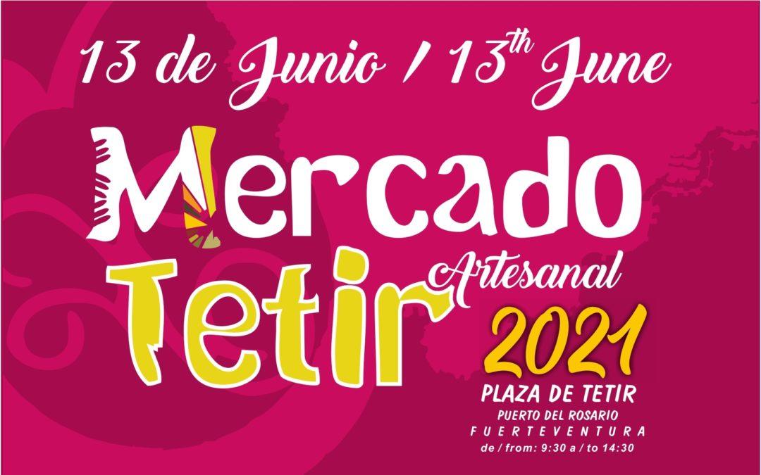 Muchas sorpresas se esperan en la nueva celebración del Mercado Artesanal de Tetir el próximo domingo 13 de junio