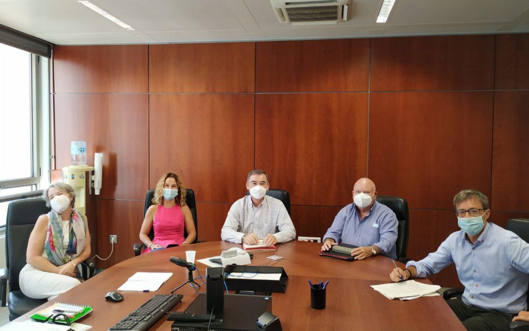 Constituida la Comisión de Seguimiento del nuevo Convenio entre el consistorio capitalino y la Dirección General del Catastro para la gestión catastral