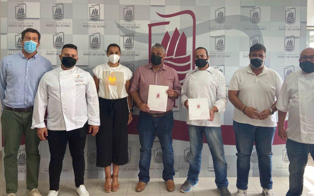 El Ayuntamiento cede a Fuertegourmet el uso del CiHC para el desarrollo del pionero laboratorio gastronómico en Canarias