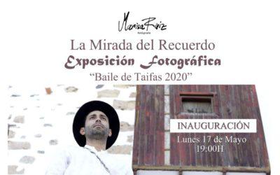 La Casa de la Cultura acoge la exposición fotográfica de Marisa Ruiz, 'La mirada del recuerdo', en homenaje al Baile de Taifas 2020