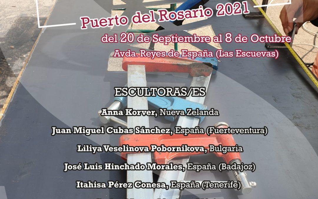 XII Simposio Internacional de Escultura de Puerto del Rosario