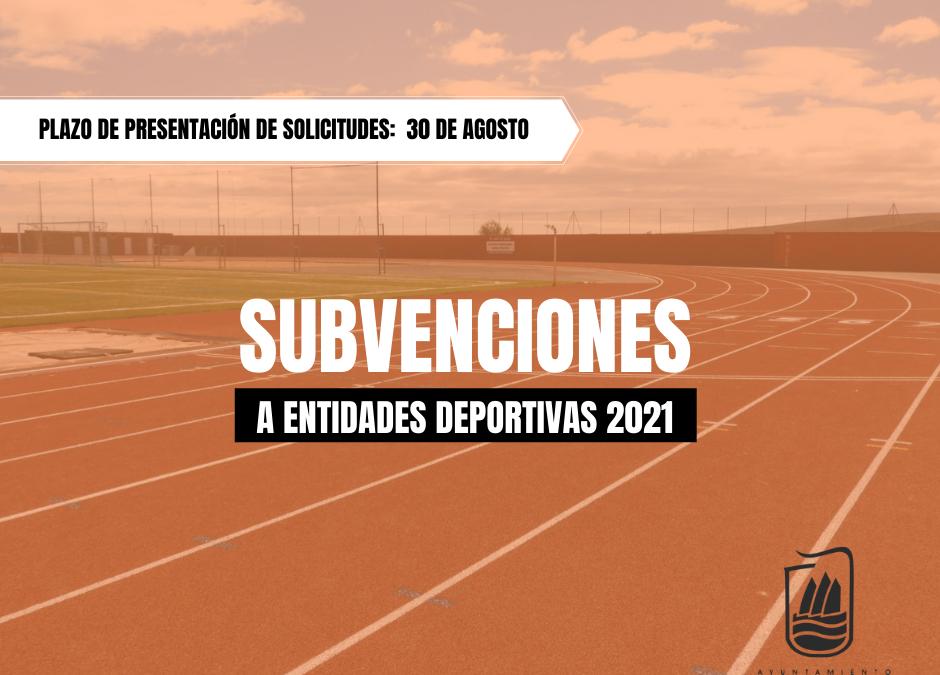 Puerto del Rosario abre el plazo para solicitar subvenciones a Entidades Deportivas 2021