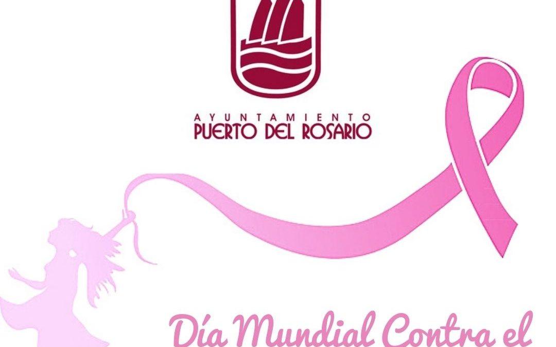 Puerto del Rosario se suma al Día Internacional de la Lucha contra el Cáncer de Mama