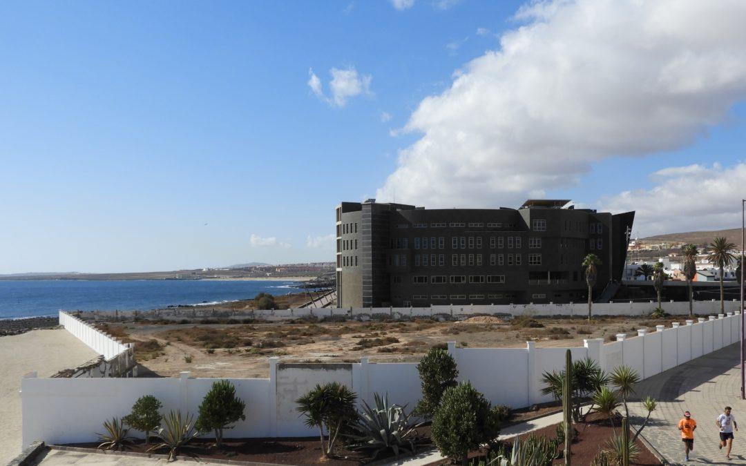 Puerto del Rosario continúa abriendo la ciudad al mar tras sacar a licitación los trabajos para remodelar la antigua parcela DISA