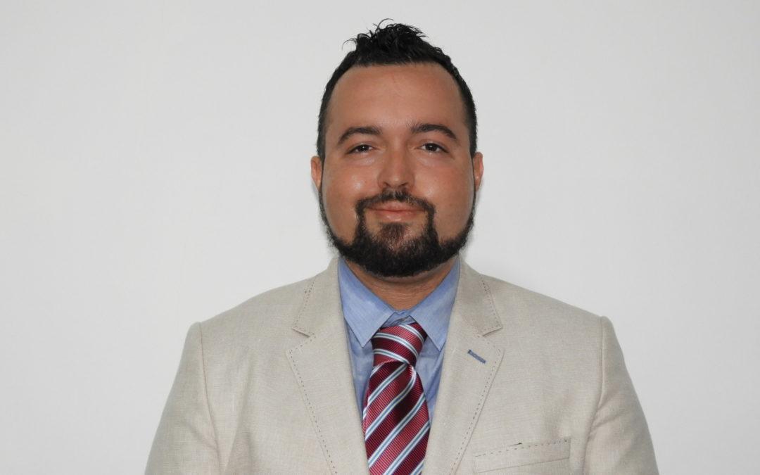 Domingo Curbelo, nuevo concejal de Vivienda, Energía, Transportes, Juventud y la creada área de Concejalía de la Alcaldía-Presidencia y Relaciones con los Medios, adjunta al propio alcalde