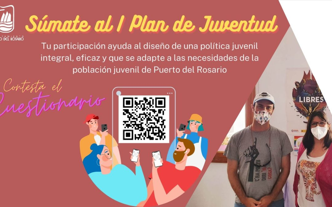 La capital activa una encuesta online para enriquecer el desarrollo del I Plan municipal de Juventud