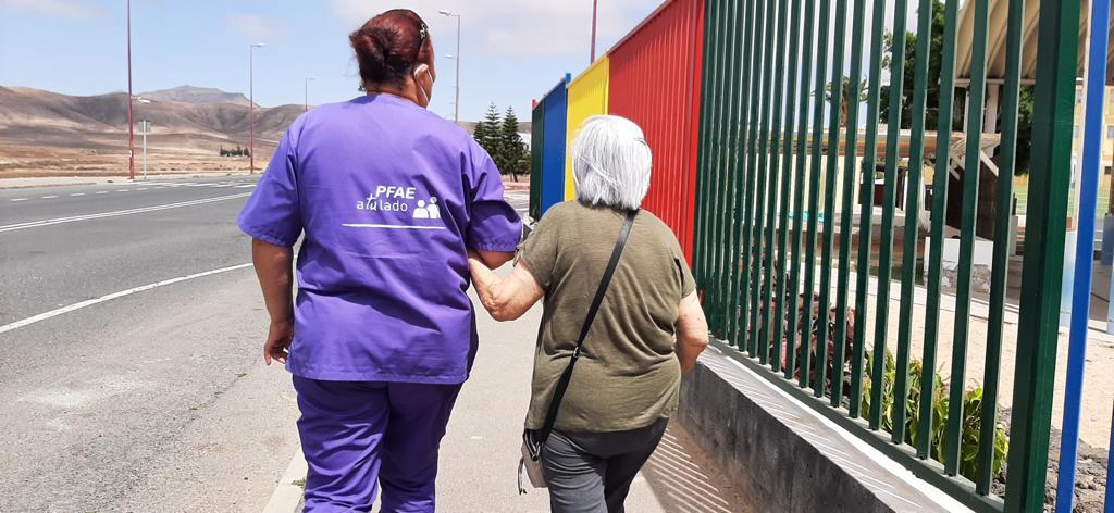 El PFAE 'A tu lado' pone fin al curso tras atender a 25 personas dependientes y ofrecer apoyo en el ámbito sociosanitario