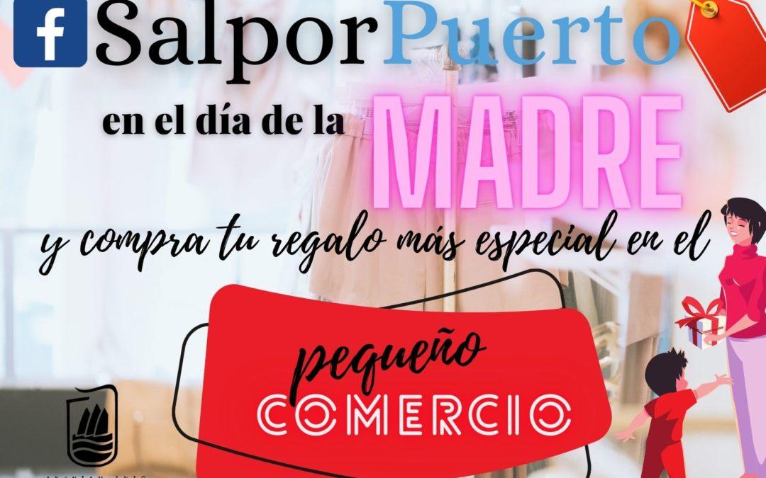 Puerto del Rosario anima a consumir en el comercio local con motivo del Día de la Madre
