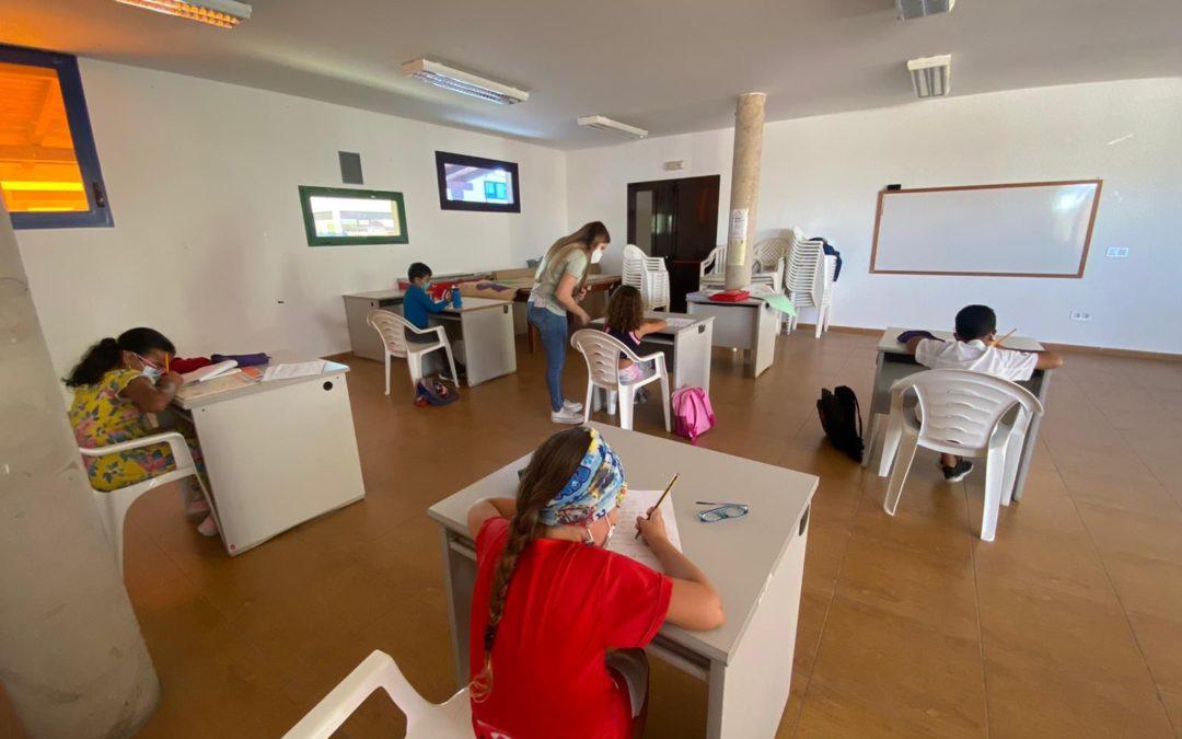 El programa NOE-COVID 'Reforzando Puerto' incorpora a nuevos profesionales