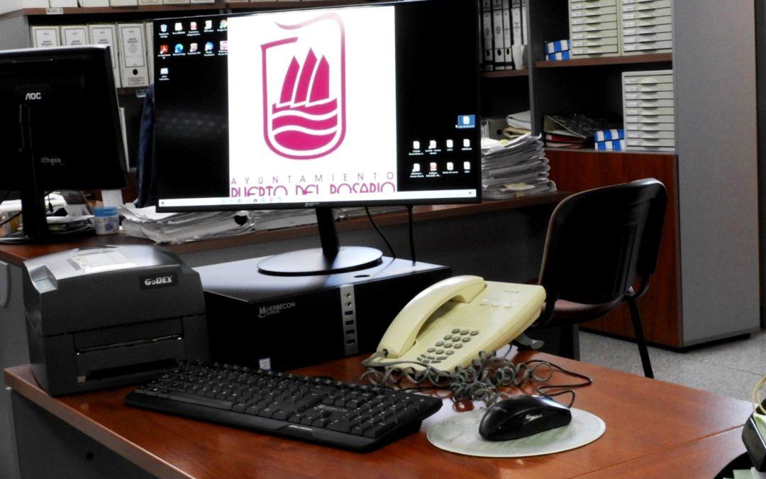 Sale a licitación el suministro de un equipamiento informático para sala de videoconferencias de las oficinas de Urbanismo