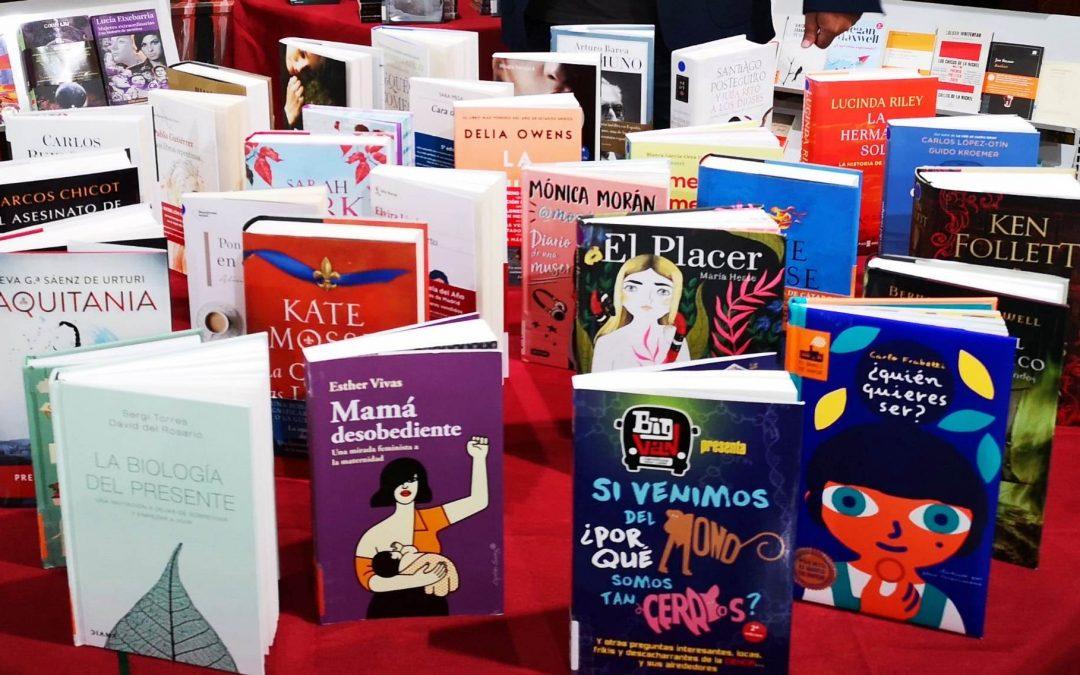 La Biblioteca de Puerto del Rosario amplía su fondo bibliográfico con la adquisición de 300 nuevos títulos