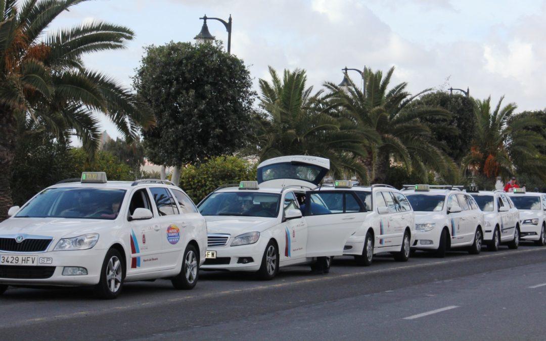 Propuesta de alcaldía respecto al sector del taxi en Puerto del Rosario