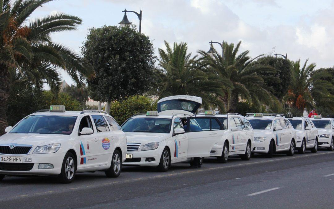 Puerto del Rosario aumenta la operatividad del servicio del taxi al 100% a partir de este sábado