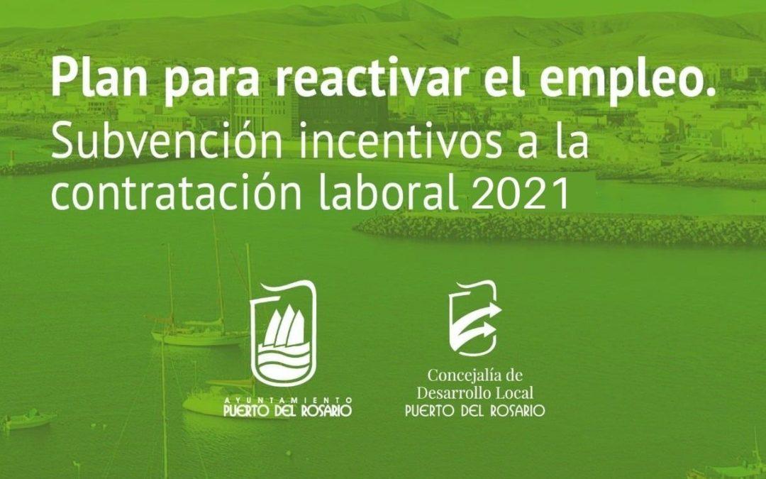 La capital abre el plazo para solicitar subvenciones para el incentivo de la contratación laboral
