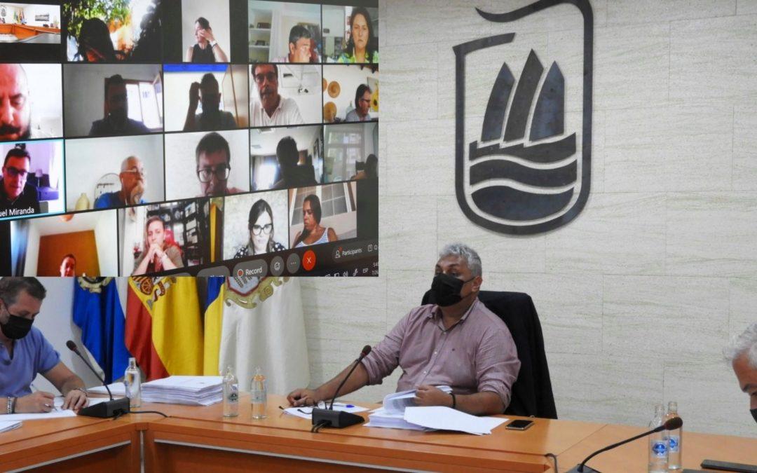 Puerto del Rosario apoya una regulación específica para los Espacios de Apoyo Familiar