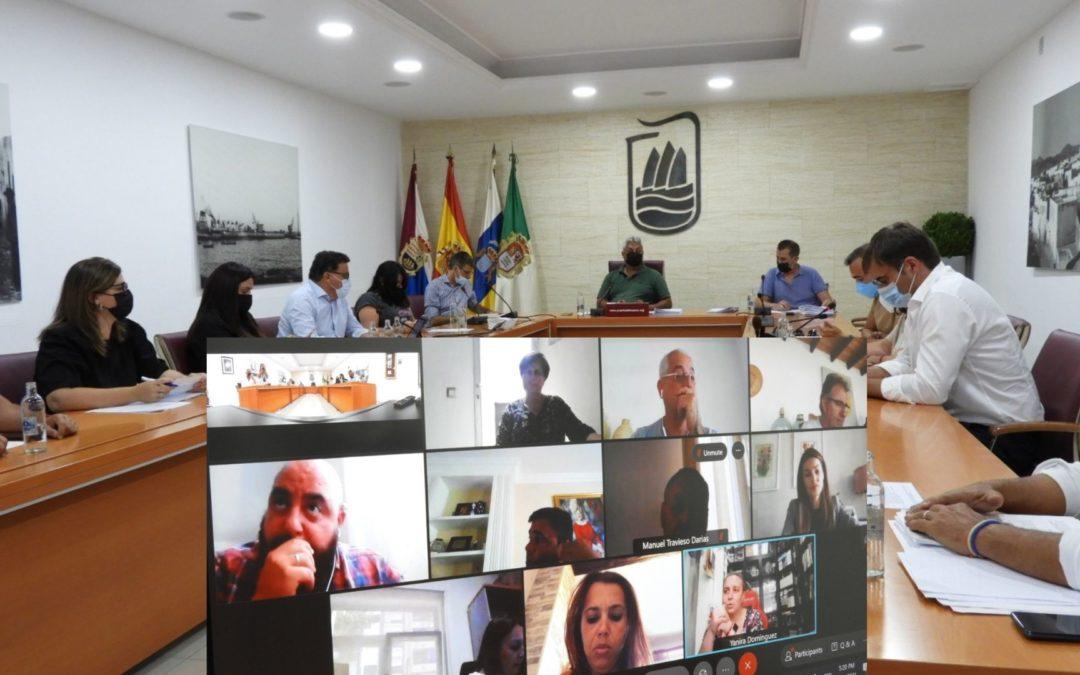 El pleno solicita mantener el diferencial fiscal del que disfrutaba Canarias sobre la deducción por inversiones en producciones cinematográficas