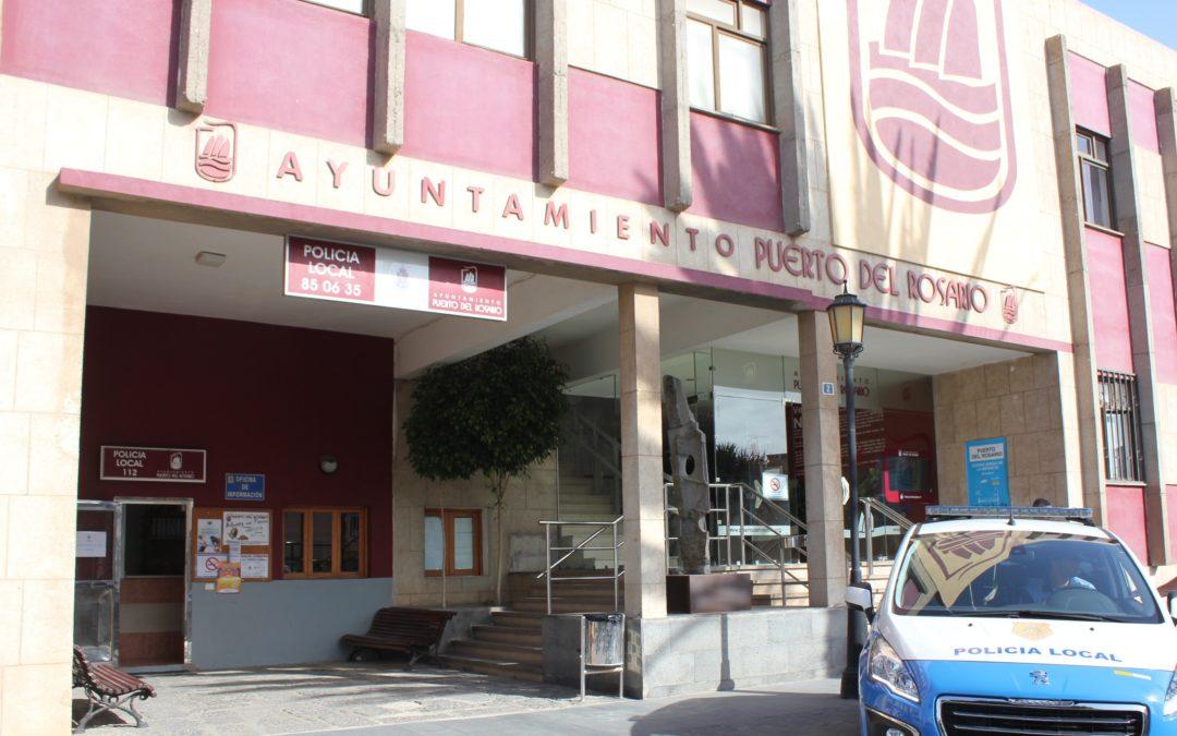 Puerto del Rosario publica la lista provisional de admitidos para la provisión de seis plazas de Policía Local