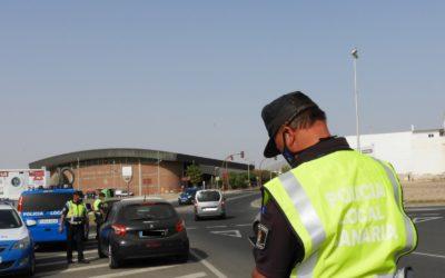 La Policía Local de Puerto del Rosario pone a disposición judicial a un conductor por conducción temeraria, atropello con lesiones y omisión del deber de socorro