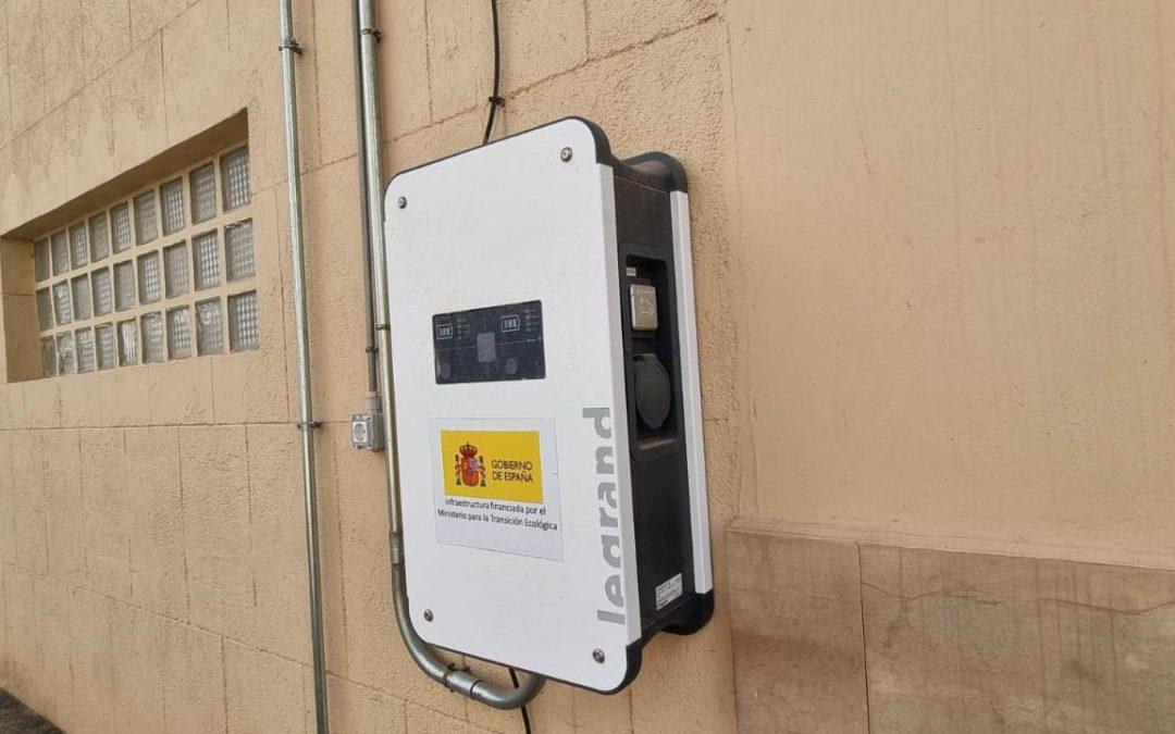Los polígonos industriales de Puerto del Rosario contarán con estaciones de recarga para vehículos eléctricos