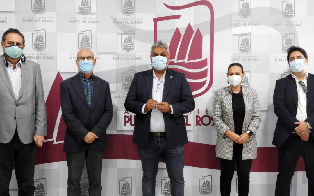 Puerto del Rosario resuelve todos los asuntos solicitados por el Diputado del Común
