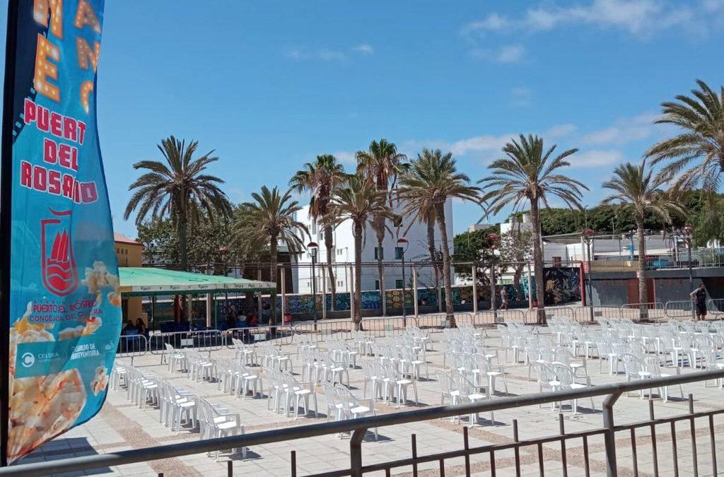 Puerto del Rosario aplaza la celebración del Cine de Verano previsto