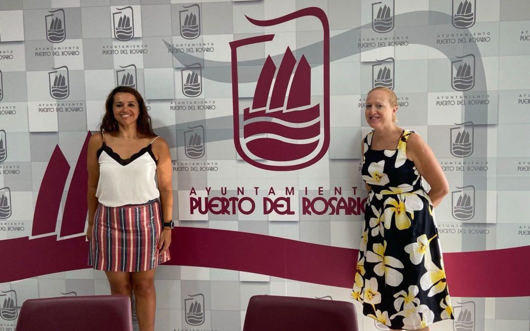 Turismo de Puerto del Rosario trabaja en la nueva temporada de cruceros que recalará en la capital
