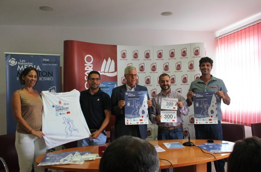 Se presenta la II edición de la Media Maratón de Puerto del Rosario