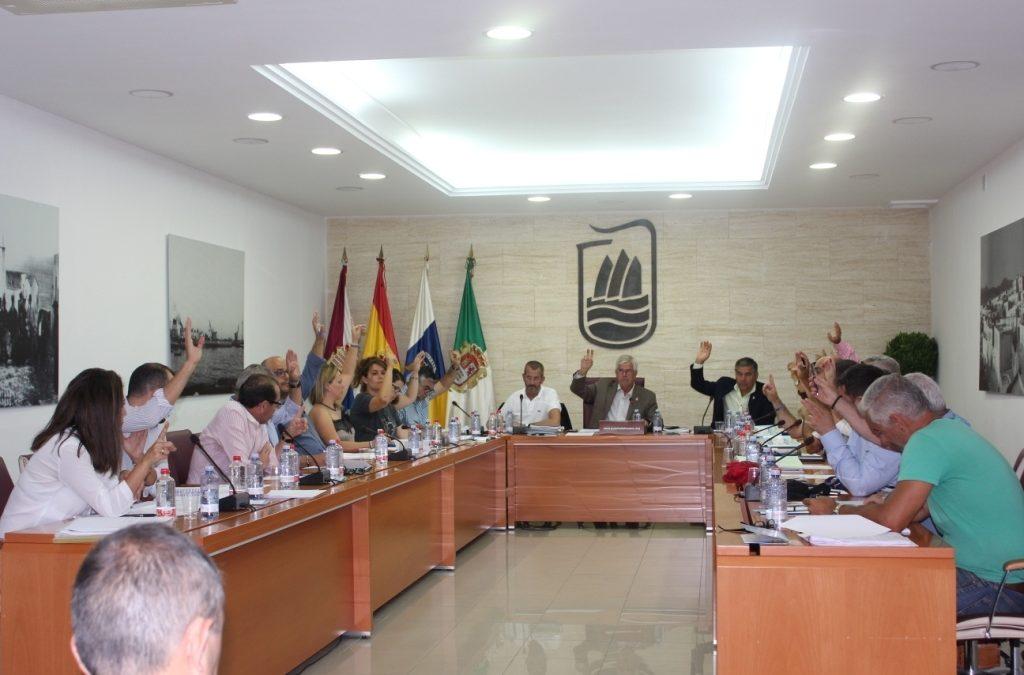 Ayuntamiento y la Fundación Philippe Cousteau firman un convenio de colaboración