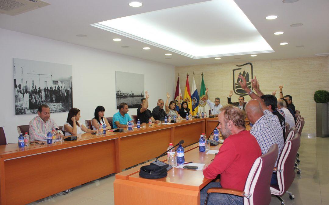 El Ayuntamiento de Puerto del Rosario, en contra de los sondeos petrolíferos