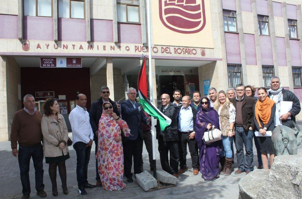 Iniciativa de Solidaridad con la Comunidad Saharaui.