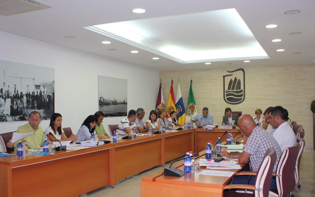 El Ayuntamiento muestra su apoyo a los ganaderos de Fuerteventura