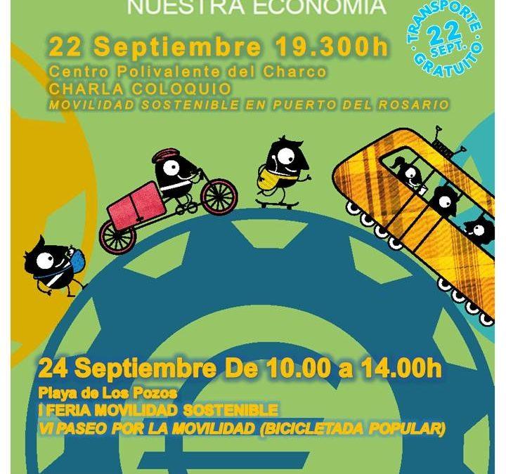 Transporte gratuito en la guagua urbana en el Día de la Movilidad