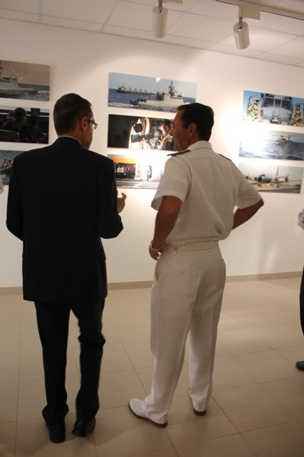 """Casa de la Cultura inaugura la exposición fotográfica """"Misión Atalanta"""""""