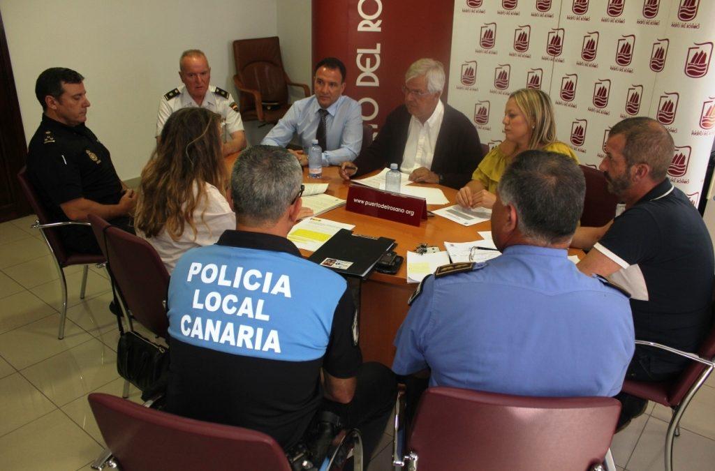 La Junta Local de Seguridad  valora nuevas medidas contra la Violencia de Género