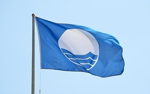Acto de entrega de las Banderas Azules concedidas en Canarias