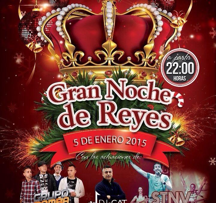 Gran Cabalgata de SSMM Los Reyes Magos