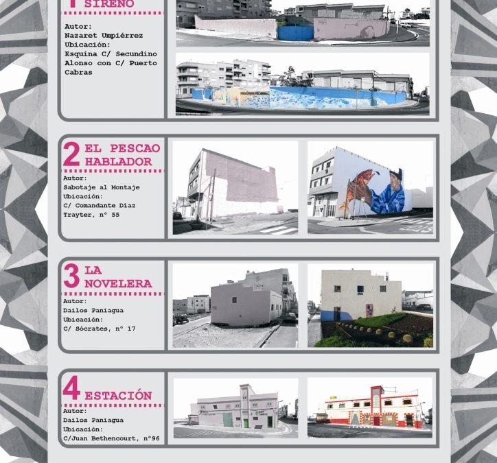 El Ayto promueve el primer catálogo de fachadas con fines artísticos